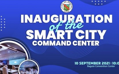 Smart City Command Center to improve services in Baguio