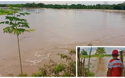 Maguindanao town residents brace for possible floods
