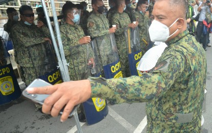 PNP logs 274 new Covid-19 recoveries