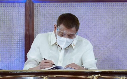 Duterte signs law taxing POGOs