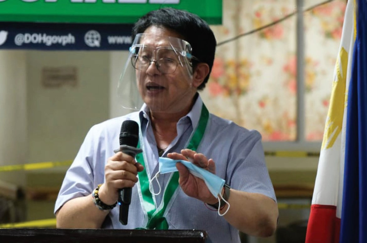 DOH-Calabarzon strengthens health care system against Delta variant threats