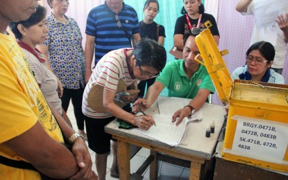 Solons push for restoration of Comelec budget cuts in 2022
