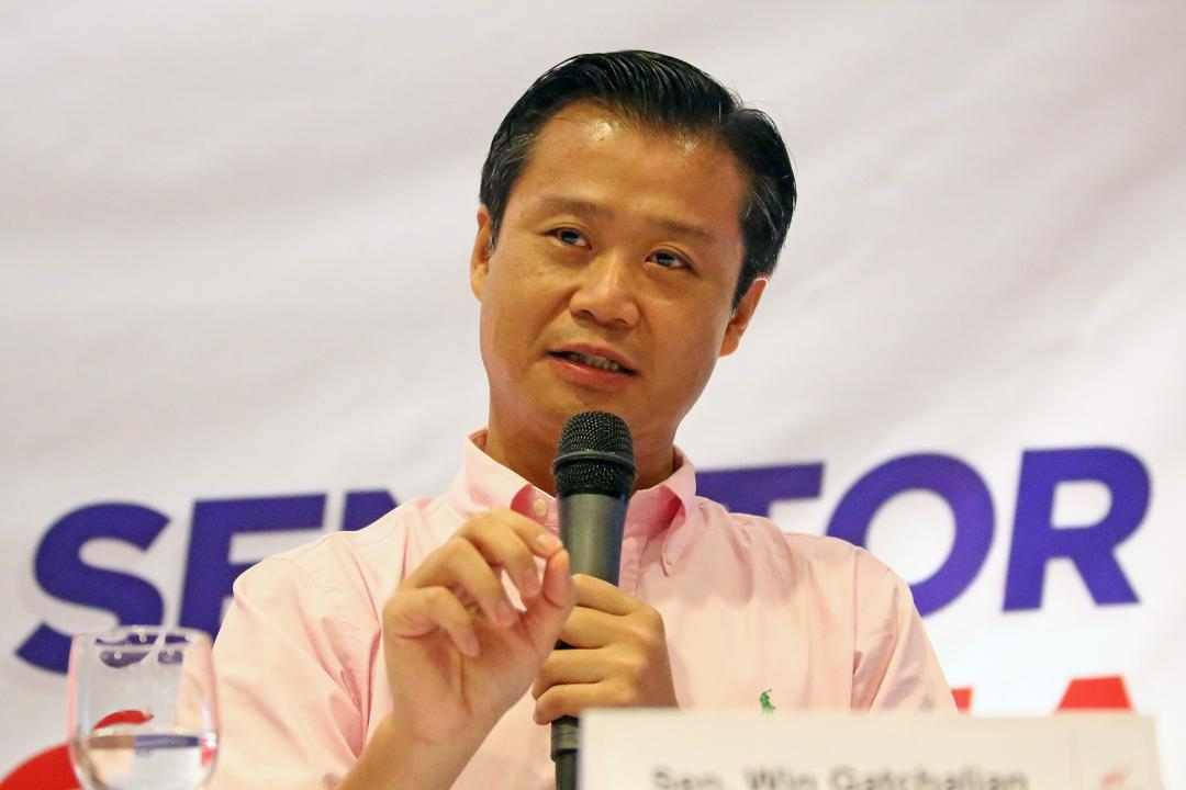 Gatchalian pushes anew bill giving more consumer protection vs financial fraudsters