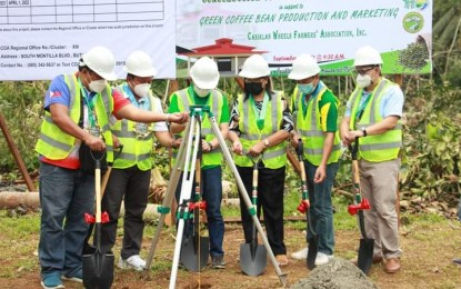P19-M coffee processing center to rise in Agusan Norte town