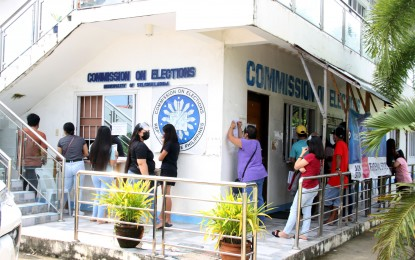 Comelec spox says voter registration period likely extended