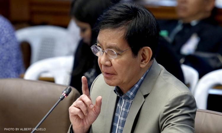 From Fake News to Rigged Mobile 'Text Survey': Lacson Camp Scores Another Dirty Trick