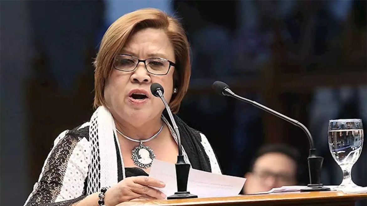 De Lima renews call to investigate Yang, his links to drug trade and influence over Duterte