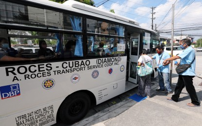 P3-B allotted for PUV drivers thru new service contracting scheme