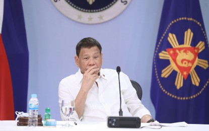 Duterte standing up for 'innocent' Cabinet members: Palace