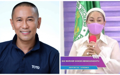 Local Maguindanao political parties name bets for 2022 polls