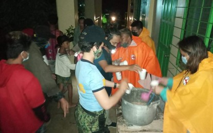 2.7K families evacuated as 'Jolina' drenches Bicol