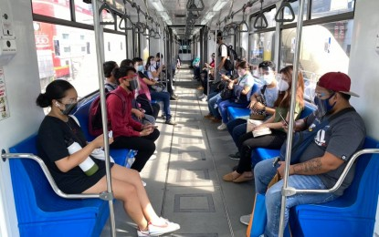 Over 1.6M free rides given to vaxxed APORs: MRT-3