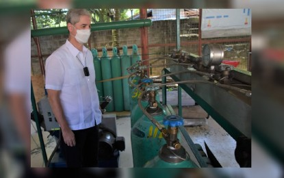 NegOcc to boost medical oxygen production