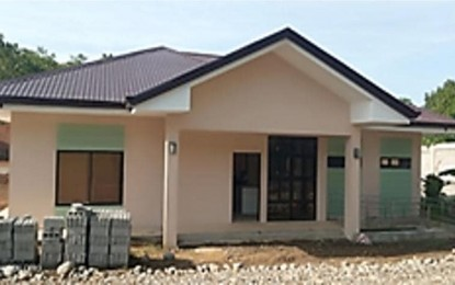 8 halfway houses for ex-rebels completed in Northern Luzon