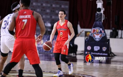 Bolick named best player of the week in PBA