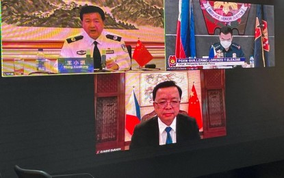 PH, China police execs hold talks on law enforcement cooperation
