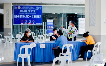 Getting nat'l ID starts with online sign-up