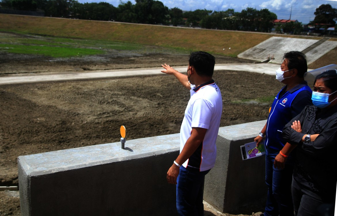 DPWH reservoir projects to play a pivotal role in mitigating floods in Imus, Bacoor — Villar