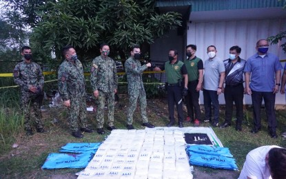 Hunt on vs. cohorts of traffickers in C. Luzon drug haul