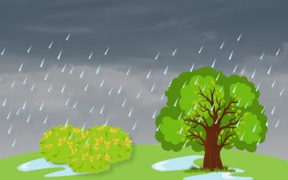 2 weather systems to bring rains over parts of PH