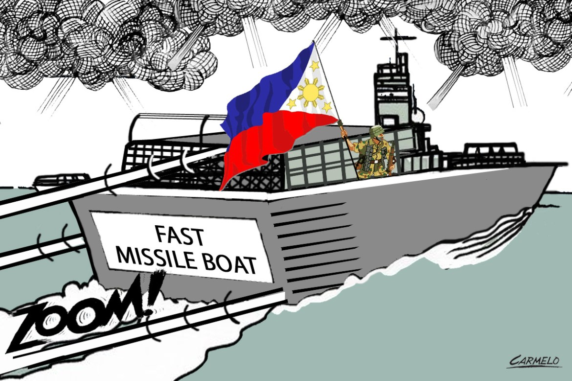 Fast missile boats seen to complement PH Navy's attack craft