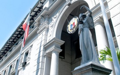 NCR courts to keep 'online' ops under Alert Level 4