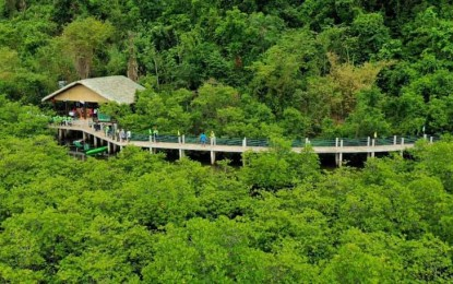 Eco park reopening in N. Samar to aid women's group