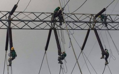 NGCP restores typhoon-hit power lines in E. Visayas