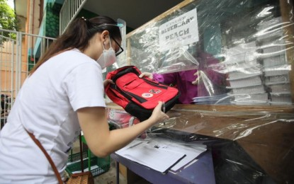 Free uniforms, school supplies in Taguig as academic year starts