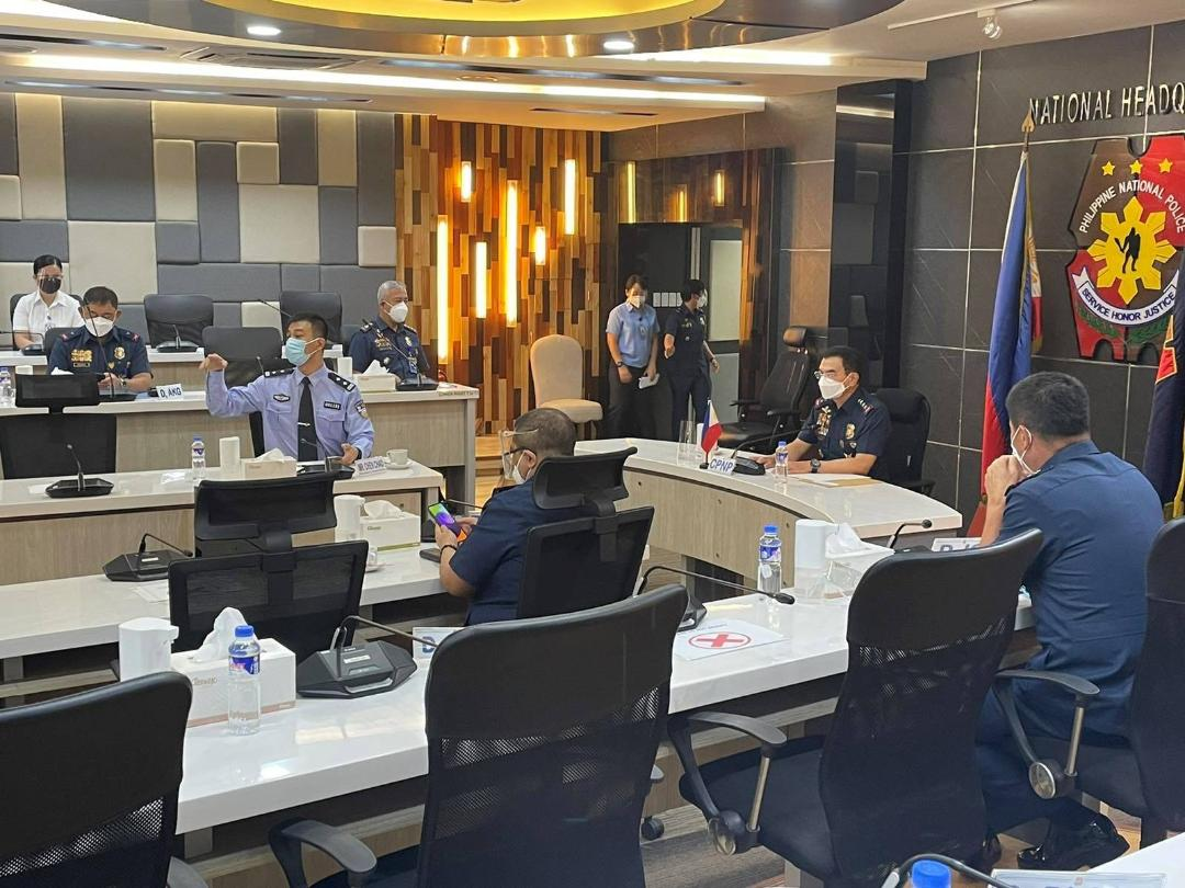 PNP, Chinese police hold bilateral talks on crime concerns