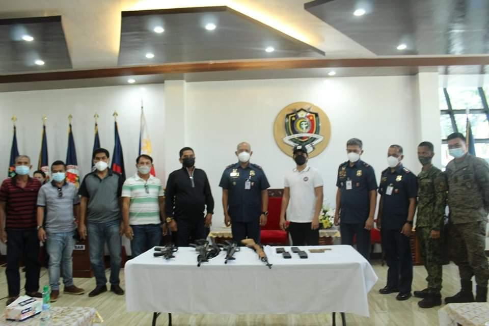 3 Maguindanao private armed group members peacefully surrender to PRO BAR authorities