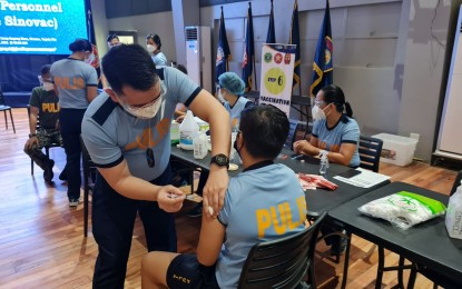 PNP logs 189 new Covid-19 recoveries