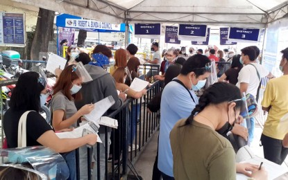 Long queues greet resumption of voter registration in NCR