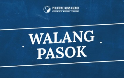 Elementary, HS classes in Manila suspended due to bad weather