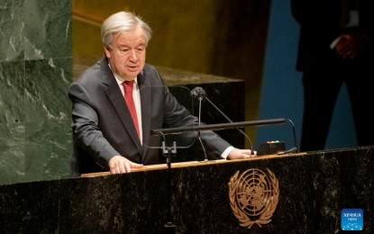 UN chief asks for USD3.12-B for 2022 budget