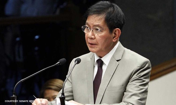 Lacson pushes downloading of HFEP funds for district hospitals