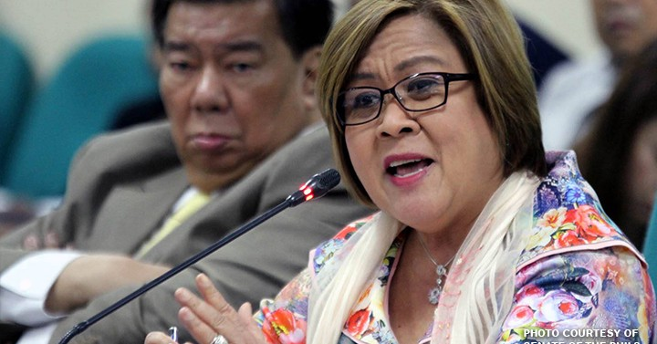 Duterte using political machinery to tamper with witnesses on Senate Pharmally probe – De Lima
