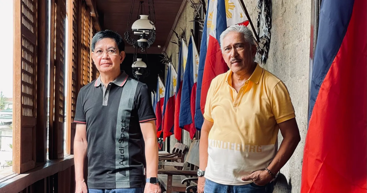 Lacson-Sotto tandem vows not to engage in negative campaigning