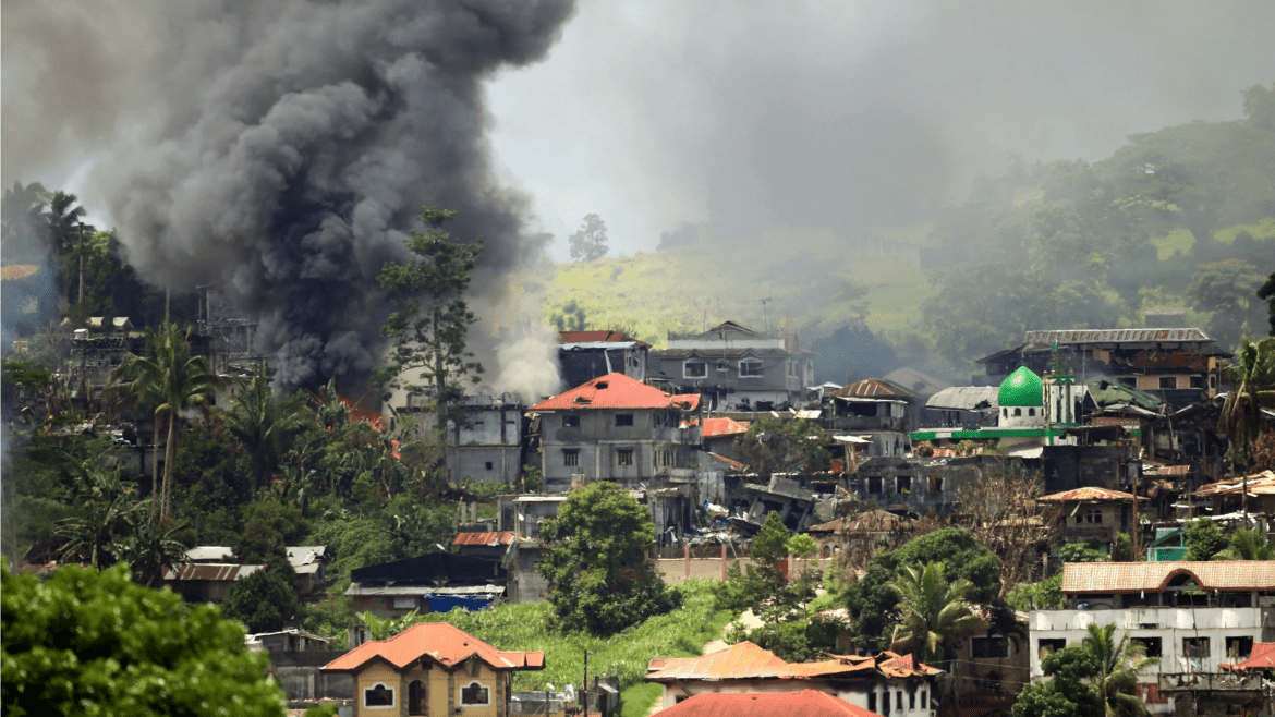 It's about time to rebuild the homes of the people of Marawi—Angara