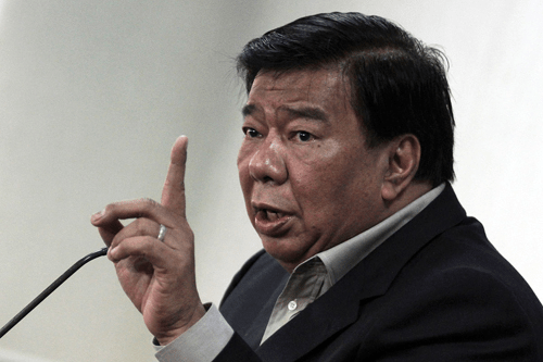 Drilon welcomes Duque's support to fellow doctors' call for Malacanang not to 'obstruct' Pharmally probe