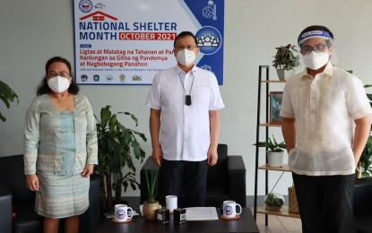 DHSUD relentless in mandate to build safe, resilient homes