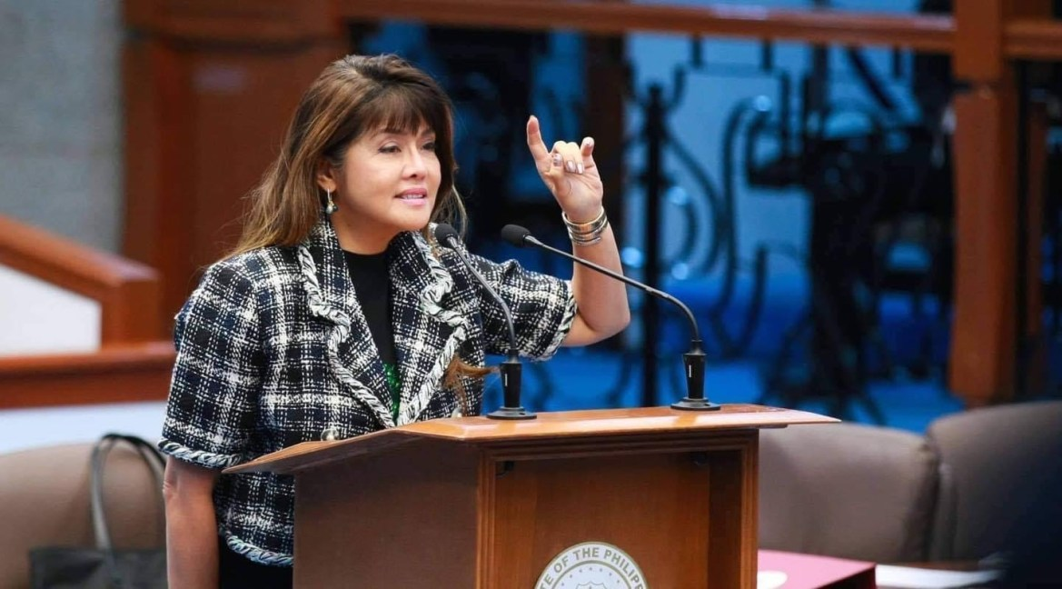 Imee: Non-stop vegetable imports are economic sabotage