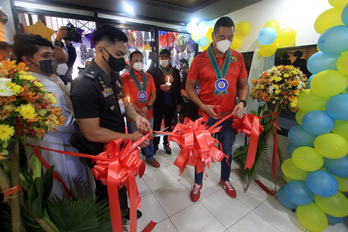 San Juan launches state-of-the-art BJMP visitation area