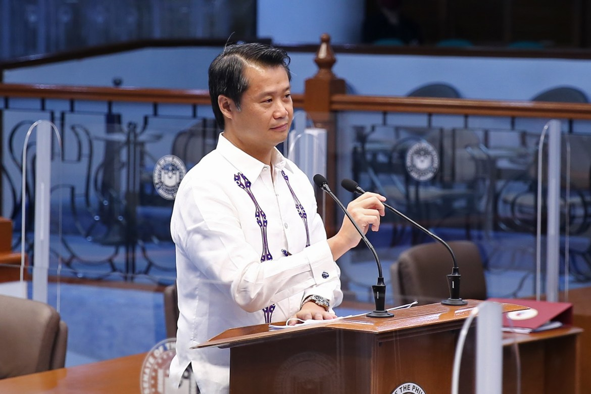 Gatchalian urges BSP to encourage more banks to continue to waive fees