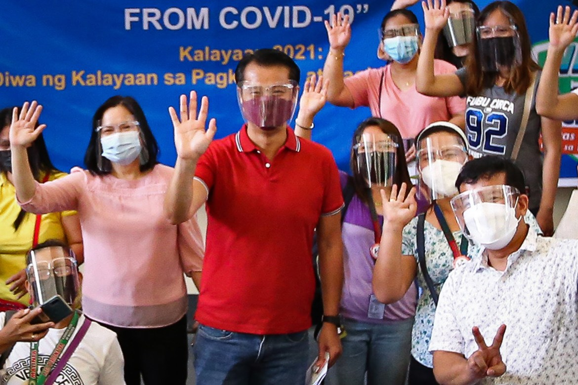 Gatchalian on World Teachers' Day: Uphold safety, welfare of education frontliners