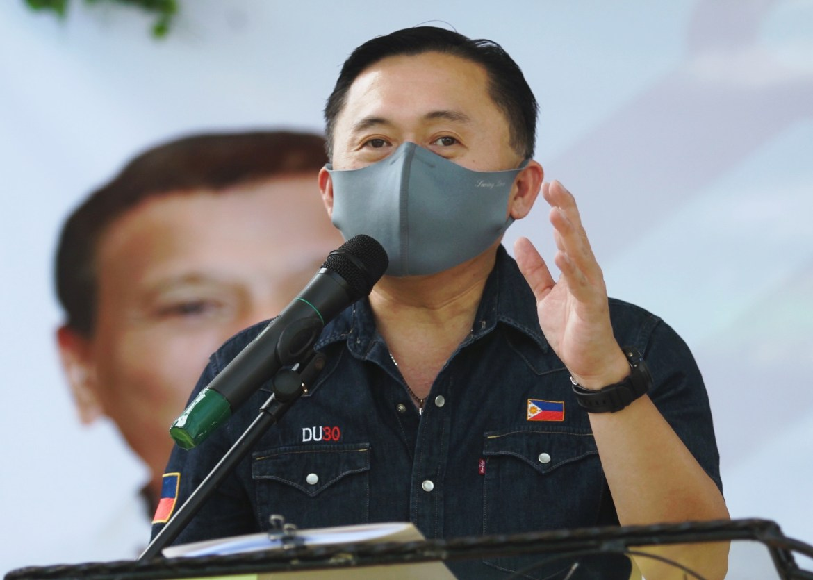 Go dismisses 'substitution' speculations to pave way for other candidates
