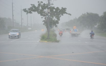 'Maring' decelerates; signal no. 2 still up in parts of Luzon