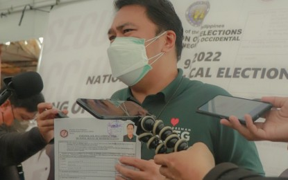 'Neutral' Bacolod solon gets support from 2 mayoral bets