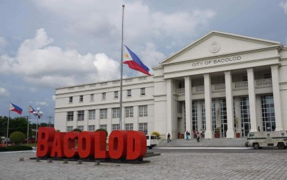 Bacolod City logs 168 Covid-19 deaths in September