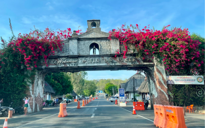 Ilocos Norte eases travel rules for returning residents